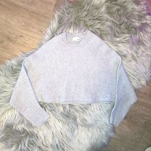 Wilfred super cropped sweater
